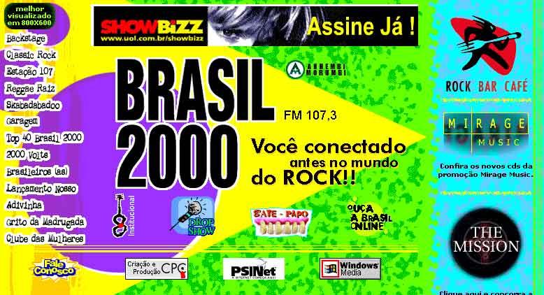 Rádio Brasil2000FM
